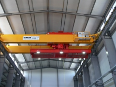 GDMJ double girder bridge crane, 50t, 15,4