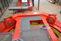 Production of double girder bridge crane GDMJ 50t-15,4m