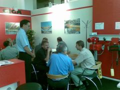 5th international trade fair of transport and logistics and International Engineering Trade-fair in Brno 2009, 2