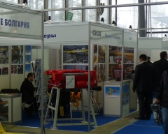 5. international trade fair of lifting equipment KranExpo 2010 in Moscow, 4