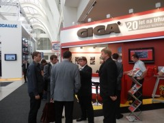6th international trade fair of transport and logistics and International Engineering Trade-fair in Brno 2011, 6