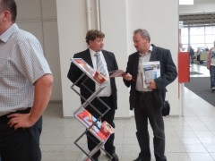 6th international trade fair of transport and logistics and International Engineering Trade-fair in Brno 2011, 7