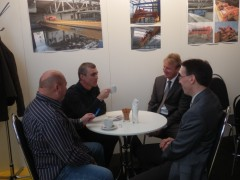 6th international trade fair of transport and logistics and International Engineering Trade-fair in Brno 2011, 8