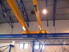 Crane GDMJ 32t-12,5t-13,5m for WIKOV MGI Hronov-2