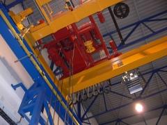 Crane GDMJ 32t-12,5t-13,5m for WIKOV MGI Hronov-3
