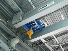 Double girder bridge cranes, 04