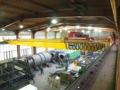 Double girder bridge cranes, 06