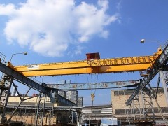 Double girder bridge cranes, 07
