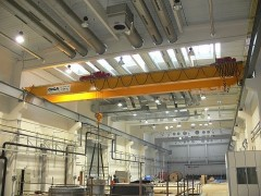 Double girder bridge cranes, 18