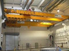 Double girder bridge cranes, 19