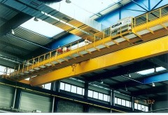Double girder bridge cranes, 21