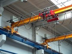 Single girder bridge cranes, 04