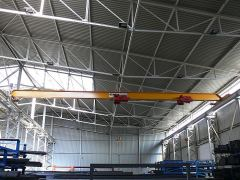 Single girder bridge cranes, 07