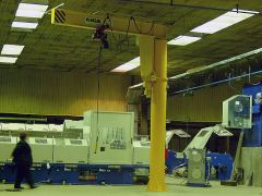 Slewing jib cranes GIGA 2