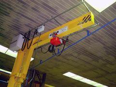 Slewing jib cranes GIGA 3