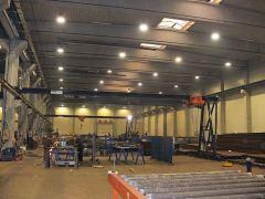 Semi-gantry crane GPMJ