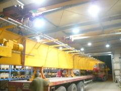 Crane GJMJ 25t-25,2m for KSM Castings-1