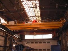 Bridge crane GDMJ 50t-20t-22,5m_5