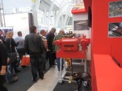 International Engineering Trade-fair MSV 2013, Brno, 17