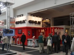International Engineering Trade-fair MSV 2013, Brno, 2