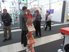 International Engineering Trade-fair MSV 2013, Brno, 3