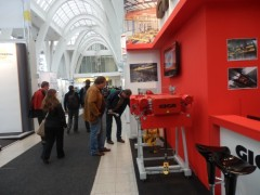 International Engineering Trade-fair MSV 2013, Brno, 5