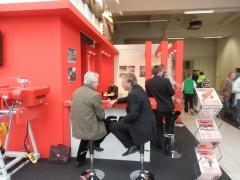 International Engineering Trade-fair MSV 2013, Brno, 8