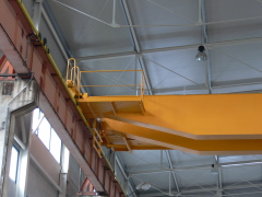 Bridge crane GDMJ 12,5t-27,9m after reconstruction
