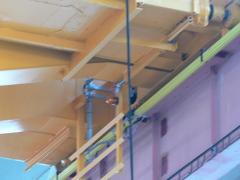 New trolleys - bridge crane GDMJ 12,5t-27,9m after reconstruction