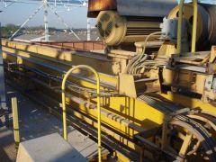 Bridge crane SNINA 12,5t-27,9m before reconstruction