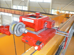 Cable drum of hoist