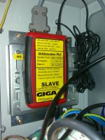 GIGA modem slave , installed - 3497