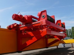 Hoist GHM - cantilever 10t with rope stabilization
