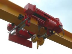 Hoists GIGA - electric wire-rope hoist, type GHM 3201