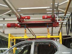 Hoists GIGA - hoist GIGA for automotive industry