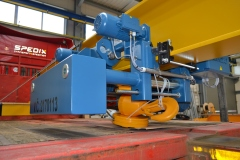 Production of crane for MIELE TECHNIKA_1