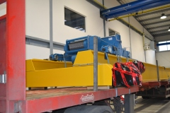 Production of crane for MIELE TECHNIKA_2