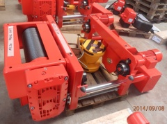 Production of hoists for Russian port Nakhodka
