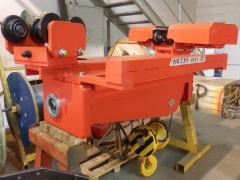 Production of hoists GHM 12500 for Terekty Kazakhstan