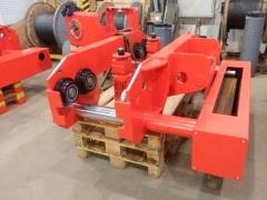 Production of hoists for Uralkhim
