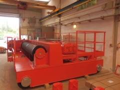Production of winch _1