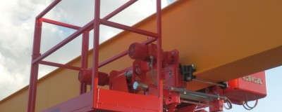 Photo gallery of Electric Hoists