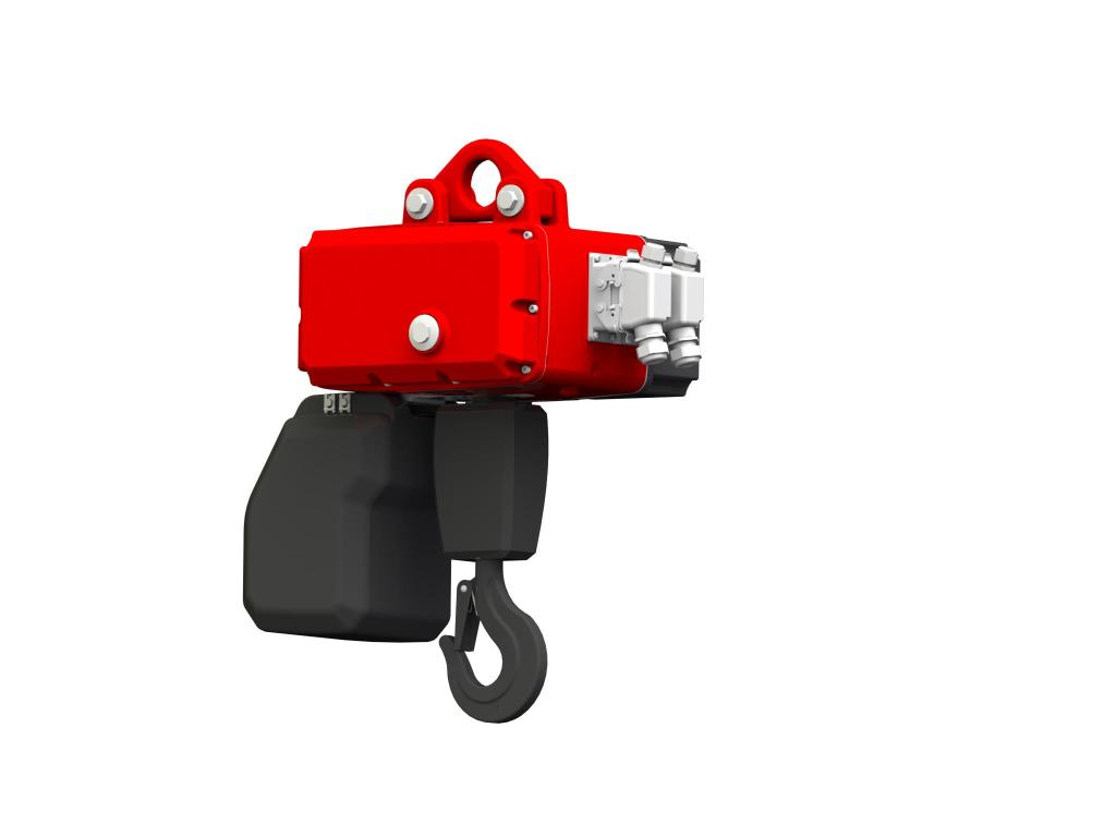 Electric Chain Hoists  Series Ch - Giga