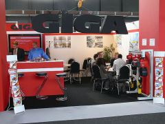 4th international trade fair of transport and logistics and International Engineering Trade-fair in Brno 2007