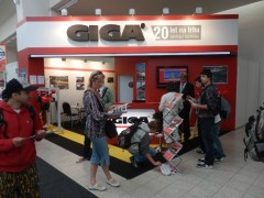 6th international trade fair of transport and logistics and International Engineering Trade-fair in Brno 2011, 2