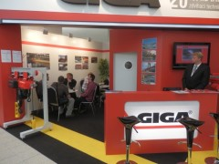 6th international trade fair of transport and logistics and International Engineering Trade-fair in Brno 2011, 3