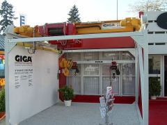 International trade fair of transport and logistics and International Engineering Trade-fair in Brno 2003