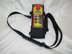 Remote radio control MC-2-3 with a case