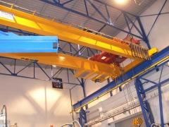 Crane GDMJ 32t-12,5t-13,5m for WIKOV MGI Hronov-1