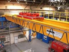 Double girder bridge cranes, 01
